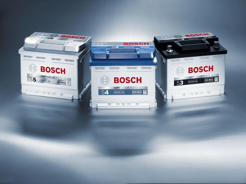 аккумуляторы bosch купить
